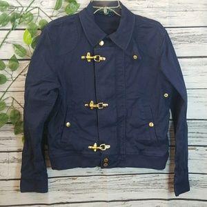 RARE 💯 Ralp Lauren military royalty jacket sz Lg